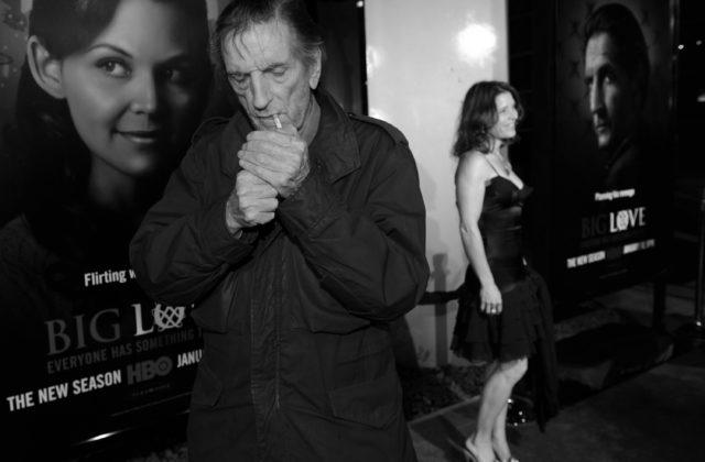 """Zomrel herec Harry Dean Stanton, v desiatkach filmov stvárňoval najmä """"čudákov"""""""