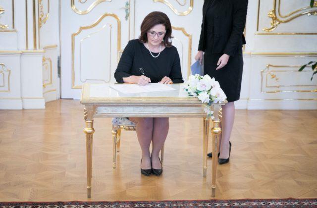 Ministerka Lubyová zrušila problematickú eurofondovú výzvu na podporu dlhodobého výskumu