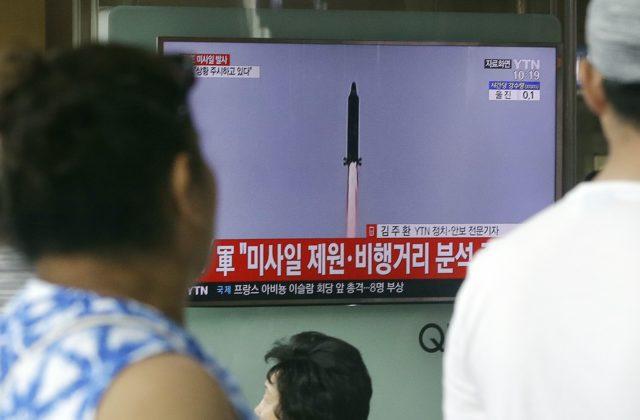 Japonci reagujú na testy rakiet KĽDR, presunú zariadenie na obranu na ostrov Hokkaidó