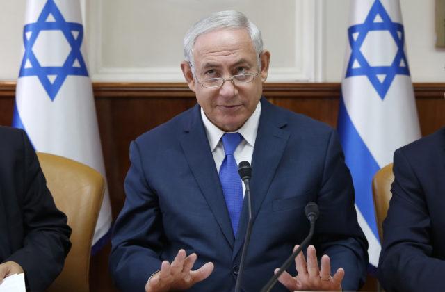 Izrael premiér Netanjahu varoval Teherán, že nebude tolerovať iránsku vojenskú prítomnosť v Sýrii