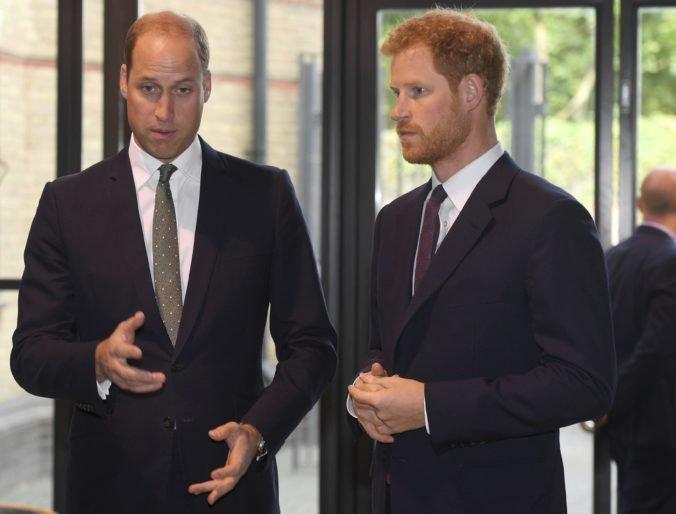 Princovia William a Harry sa objavia v novej epizóde Star Wars
