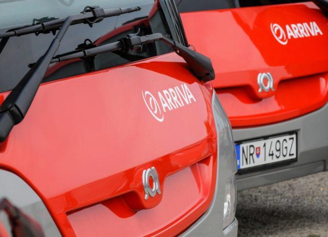 Nedostatok vodičov pociťuje aj spoločnosť Arriva, problém majú vyriešiť zahraniční zamestnanci