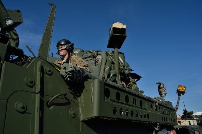 Ministerstvo obrany upozorňuje na vojenské presuny na území Slovenska