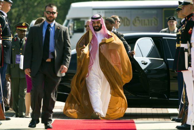 Korunný princ Muhammad bin Salmán označil iránskeho lídra za nového Hitlera