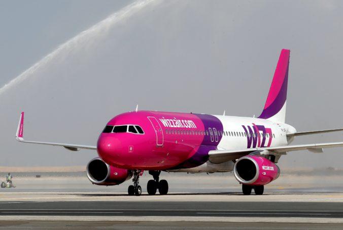 Nízkonákladová letecká spoločnosť Wizz Air bude prevádzkovať novú linku z Bratislavy