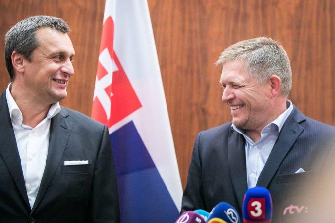 Fico, Danko, Sulík a Kollár hovorili aj o možných predčasných voľbách