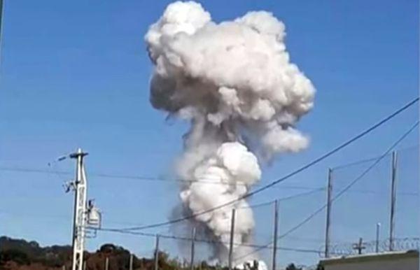 Explózia zábavnej pyrotechniky zabila štyroch ľudí, zničila aj budovy