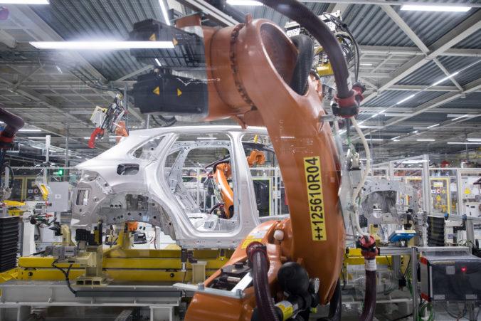 Foto: Volkswagen Slovakia investoval do rozšírenia výroby 800 miliónov eur