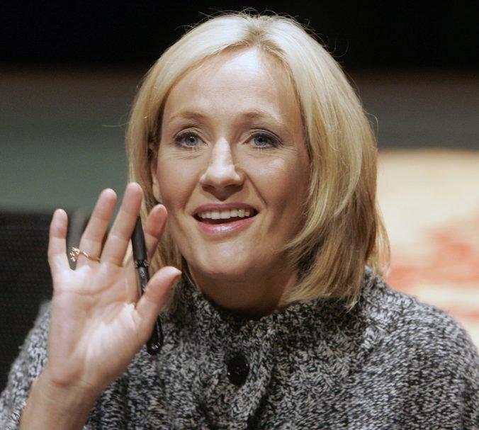 Spisovateľku J.K. Rowling uviedli do Rádu spoločníkov cti