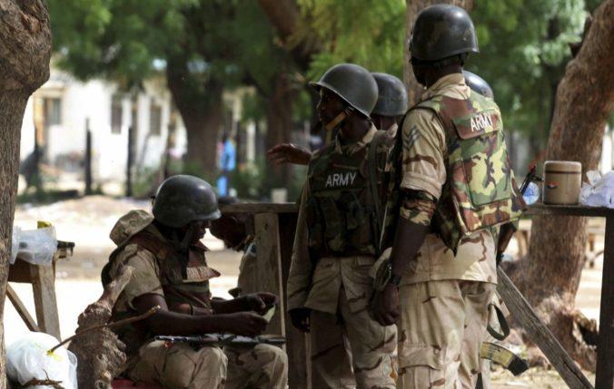 Nigérijská armáda zatkla viac ako 400 ľudí napojených na Boko Haram