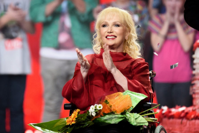 Marika Gombitová sa predstaví v košickej Steel aréne, počas večera vystúpi aj Karel Gott