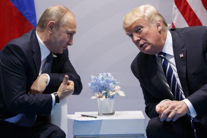 Putin poďakoval Trumpovi za tip od CIA, vďaka ktorému zabránili bombovým útokom
