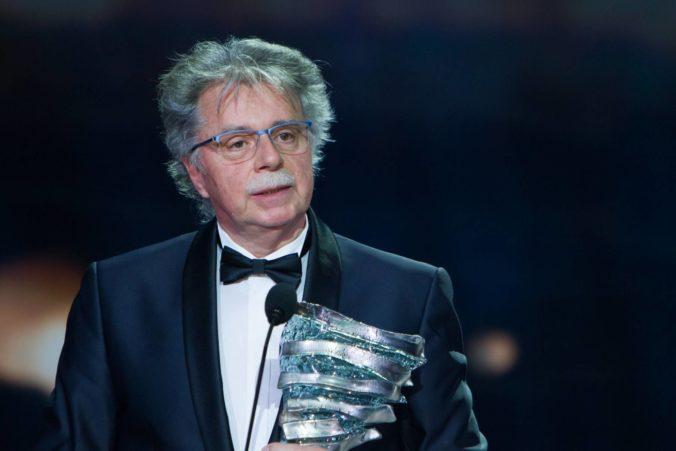 Foto: Osobnosti Slovenska ocenili Krištáľovým krídlom, mimoriadnu cenu dostal aj Pavol Hammel