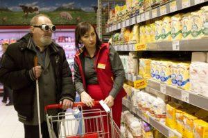 BILLA pomáha slabozrakým a nevidiacim s nákupmi už aj v Nitre