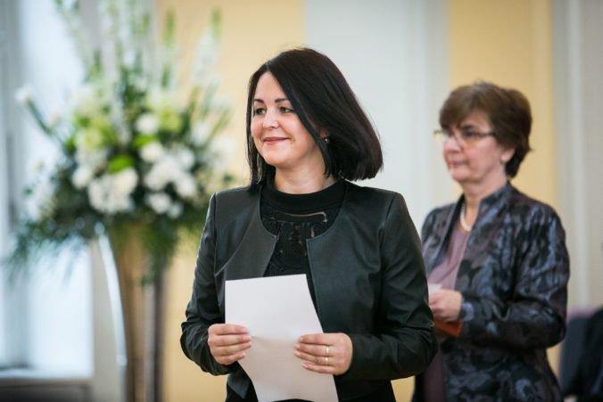 Županka Jurinová sa chce zamerať najmä na rodiny, predstavila päťročný plán