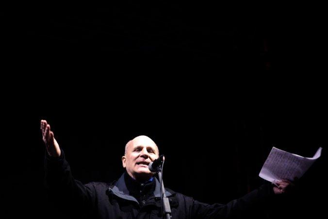 Mikloško víta rozhodnutie iniciátorov protestov Za slušné Slovensko zrušiť manifestáciu v Bratislave
