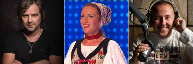 O triumf v šou Zem spieva bojuje aj Martina Ťasková Kanošová, lokálpatriotmi aj Roman Bomboš a Peter Bič