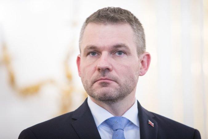 Predseda vlády Peter Pellegrini poslal sústrastný telegram českému premiérovi