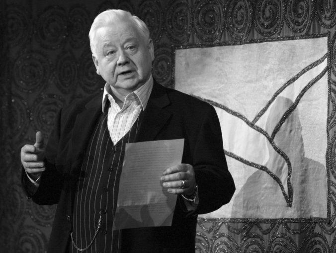 Zomrel ruský herec Oleg Tabakov, počas života získal množstvo ocenení