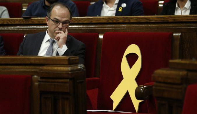Turull sa nestal novým katalánskym prezidentom, na zvolenie mu chýbalo niekoľko hlasov poslancov