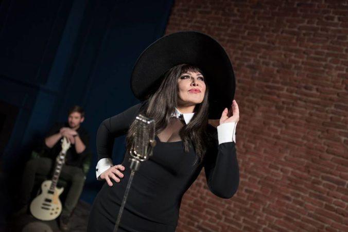 Ilona Csáková má aj po vydaní nového albumu kopec nápadov a pracuje na nových pesničkách