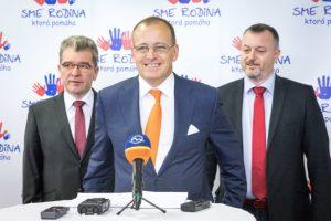Sme rodina Boris Kollár chce potravinovo sebestačný štát, dosiahne sa cez ekonomické nástroje