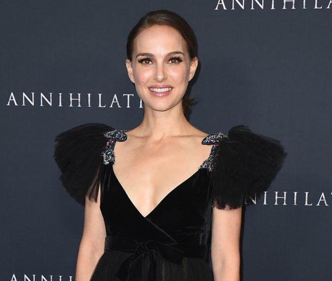 Natalie Portman si odmietla prísť prevziať židovskú Nobelovku