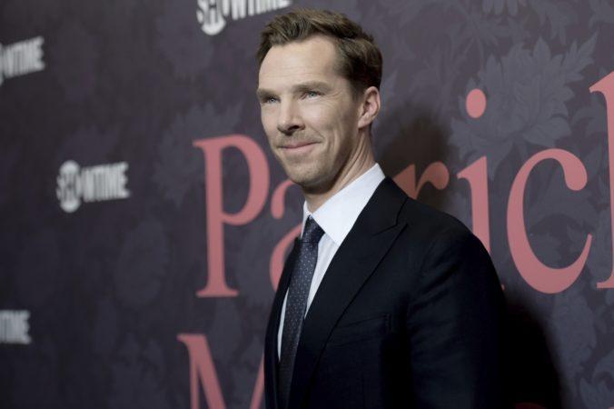 BenedictCumberbatch si zahrá v politickom trileri, bude riaditeľom kampane za brexit