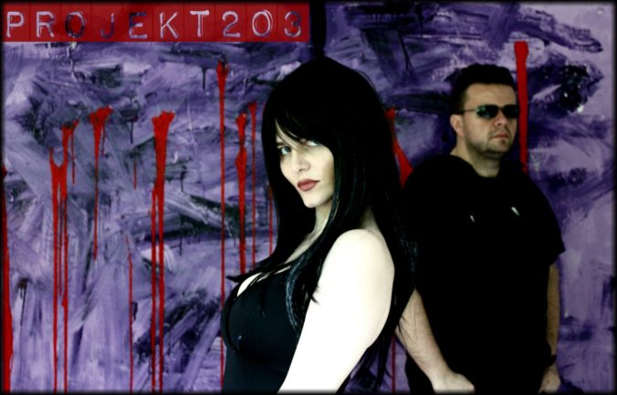 Projekt203 zverejnili videoklip k skladbe Démon, novinku zaradia aj na debutový album