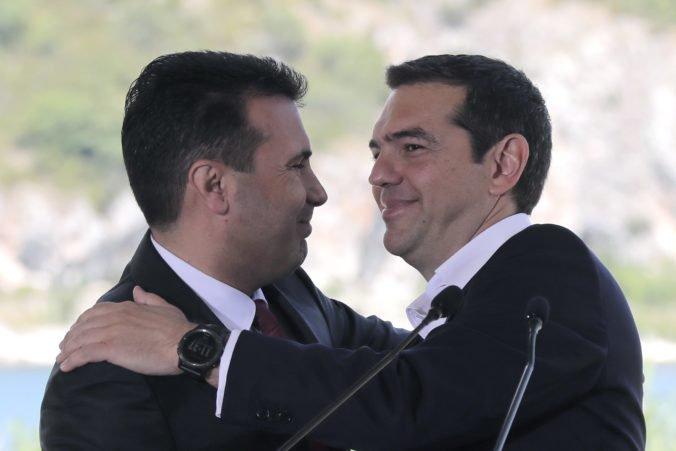 Ministri zahraničia podpísali dohodu o novom názve Macedónska, prezident Ivanov je proti