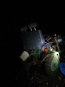 Pri zrážke traktora s vlakom prišla o život jedna žena, polícia začala trestné stíhanie