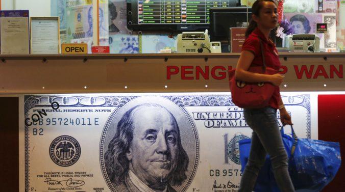 Dolár posilnil oproti jenu, investori hodnotia americkú ekonomiku optimisticky