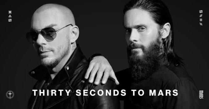 Slovenský fanúšik sa stretne s Jaredom Letom a jeho bratom Shannonom z Thirty Seconds To Mars