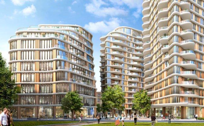Developer J&T REAL ESTATE kupuje prémiový pozemok v londýnskej štvrti South Bank od klientského fondu DV4 spoločnosti Delancey v spolupráci s londýnskou spoločnosťou Sons & Co.
