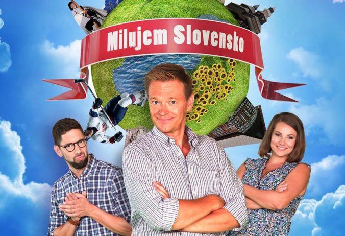 Tvorcovia a účinkujúci sa tešia na siedmu sériu Milujem Slovensko, obľúbená šou prinesie novinky