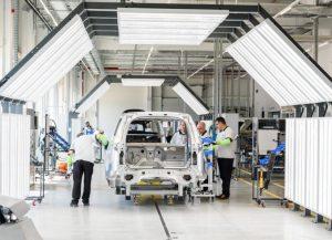 Jaguar Land Rover by mal v Nitre spustiť výrobu, očakáva sa aj nárast pracovných miest