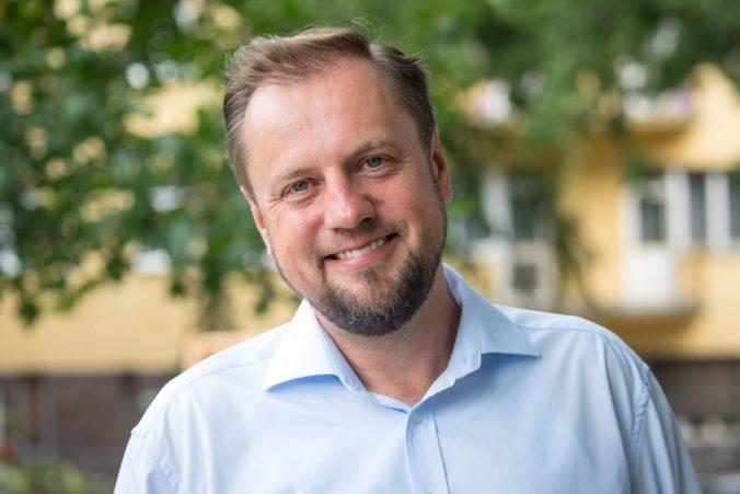 Števčík opäť kandiduje na starostu Bratislavy-Starého mesta, chce pokračovať vo svojom programe