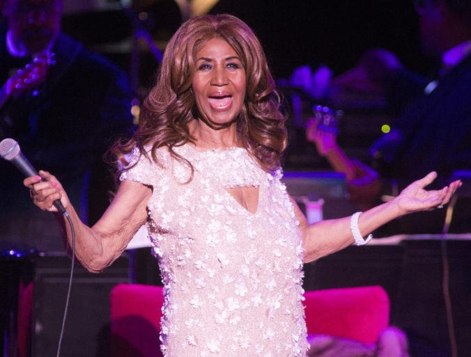 Soulová speváčka Aretha Franklin je vážne chorá, najbližších varovali pred blízkou smrťou