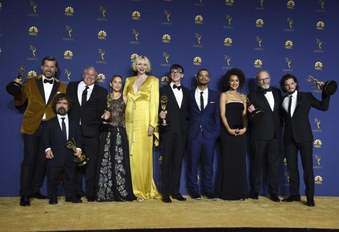 Foto: Primetime Emmy ovládol Marvelous Mrs. Maisel, ocenili aj vraždu Versaceho či Hry o tróny