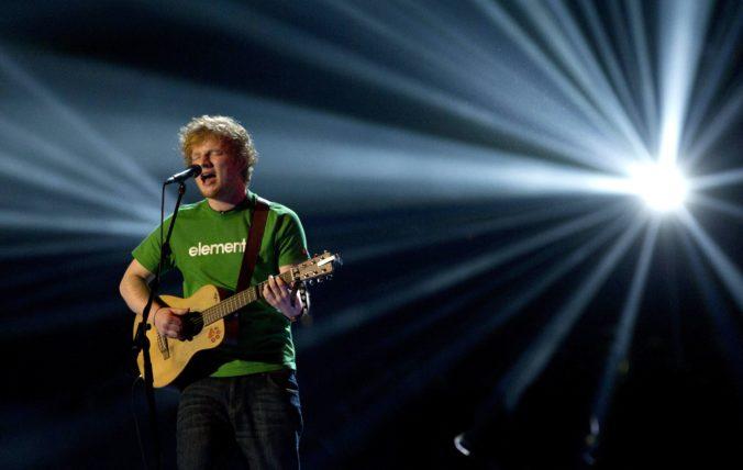 Na festival Sziget príde Ed Sheeran, zaspieva aj v Klagenfurte a Prahe