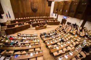 Pred zasadaním národnej rady zaznela štátna hymna, požiadal o ňu Andrej Danko