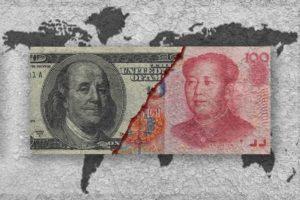 Dolár posilnil voči jenu napriek nervozite z eskalujúceho sporu medzi USA a Čínou