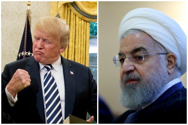 Trump sa nestretne s Rúháním, podľa iránskeho prezidenta na rozhovor nie sú vhodné podmienky