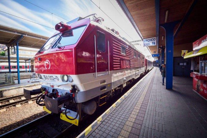 Štátne železnice sprísnili kontrolu starých rušňov, reagujú tak na incident na trati Galanta – Šaľa
