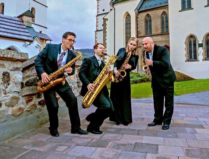 Saxophone Syncopators vyrážajú na turné po Slovensku, túto sezónu predstavia niečo špeciálne