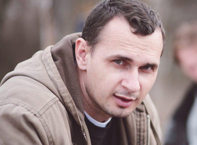 Väznený filmár Sencov má podporu ľudí z celého sveta, jeho čas sa však nezadržateľne kráti