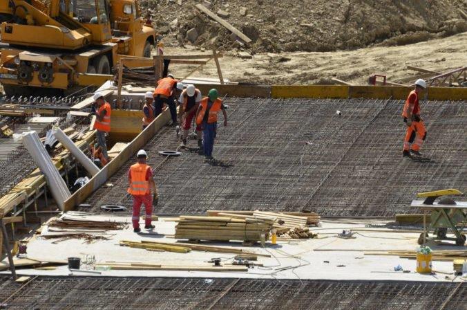Práce na úseku diaľnice D1 Budimír – Bidovce idú podľa harmonogramu, dostavbu však zaplatí Brusel