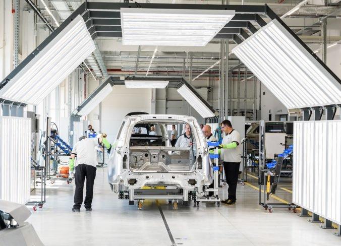 Jaguar Land Rover oznámil termín oficiálneho začiatku výroby, ako prvý vyrobia model Discovery