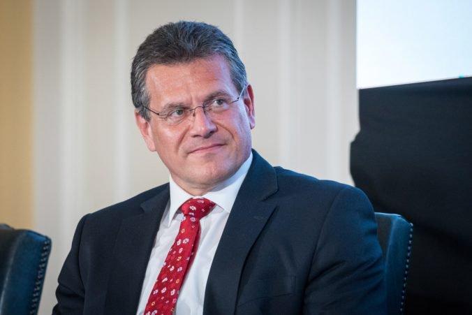 Pellegrini verí v šance Šefčoviča na post šéfa Európskej komisie, jeho súper pochádza z Holandska