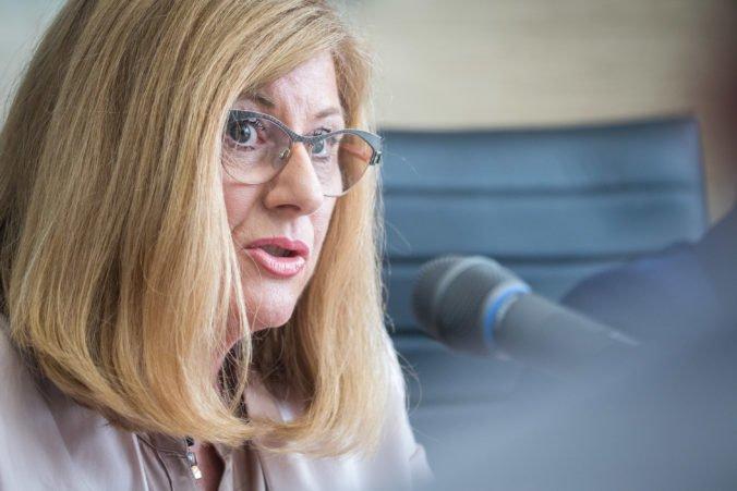 Ministerka Matečná sa na agrokonferencii vyjadrila aj k riešeniu problémov v poľnohospodárstve